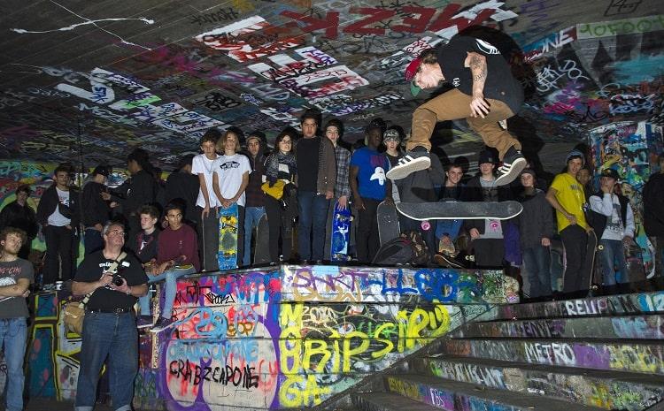 Скейт-Парк The House of Vans